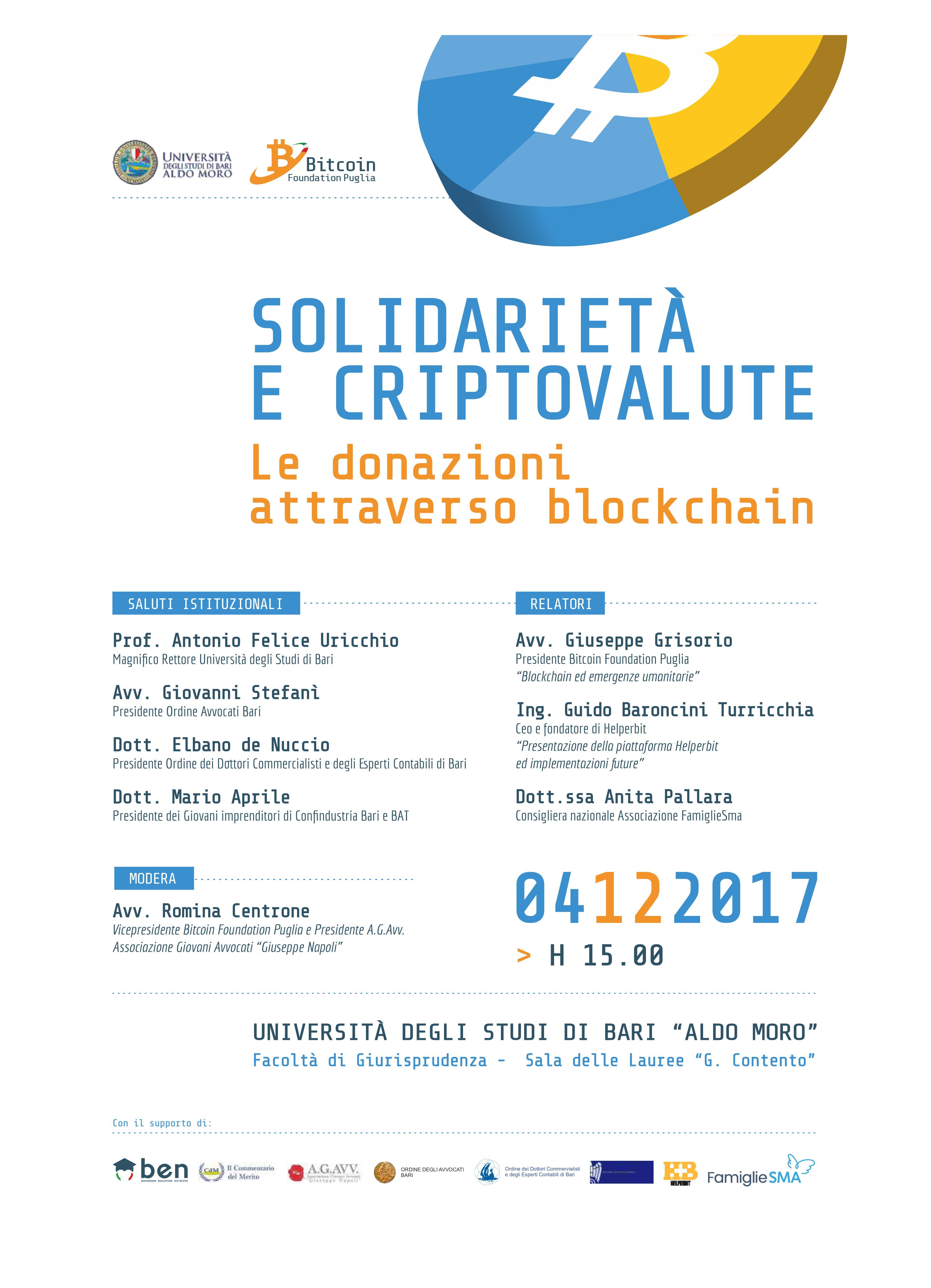 associazione bitcoin in italia traderway di opzioni binarie