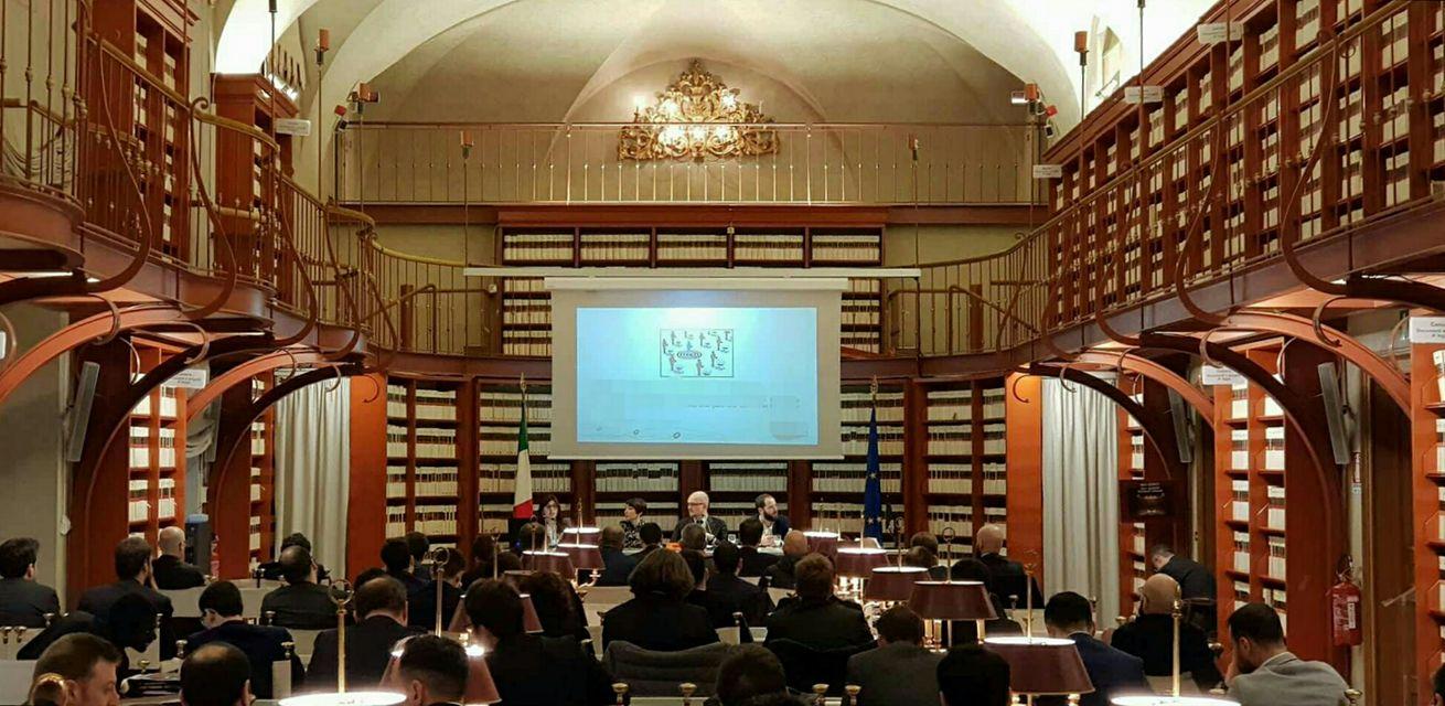 Convegno alla camera dei deputati blockchain tra for Deputati in italia