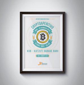 19-01-2019 Cryptoaperitivo Locandina